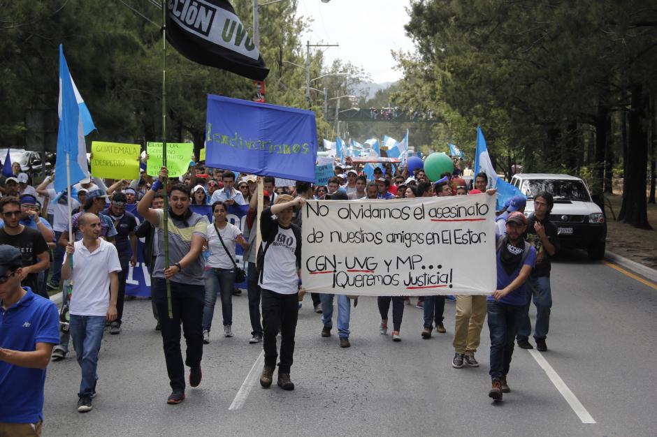 Se espera la participación de la comunidad UVG en este nuevo movimiento. (Foto: Archivo/Soy502)