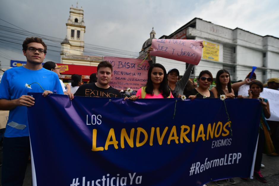 Los landivarianos volverán a las calles este 20 de septiembre. (Foto: Archivo/Soy502)