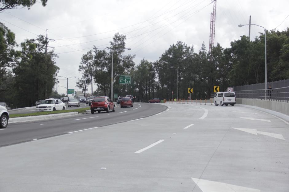 El sitio cuenta con señalización para evitar complicaciones. (Foto: Fredy Hernández/Soy502)