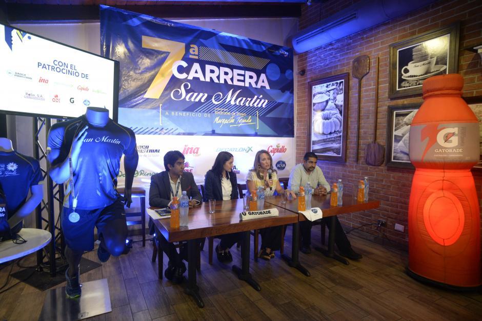 La carrera se llevará a cabo el 15 de octubre. (Foto: Wilder López/Soy502)