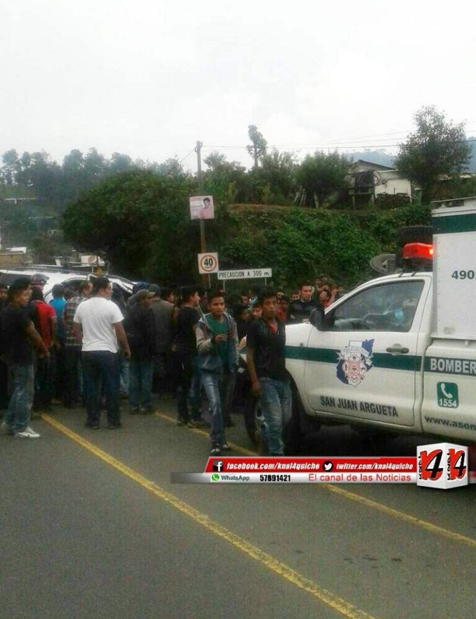 El diputado Joel Bámaca forma parte del bloque de la Unidad Nacional de la Esperanza. (Foto: Facebook/ Kn4 Quiché Noticias)