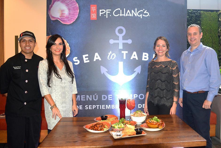 """P.F. Chang's presenta su nuevo menú de temporada: """"Sea To Table"""". (Foto: Cortesía P.F. Chang´s)"""