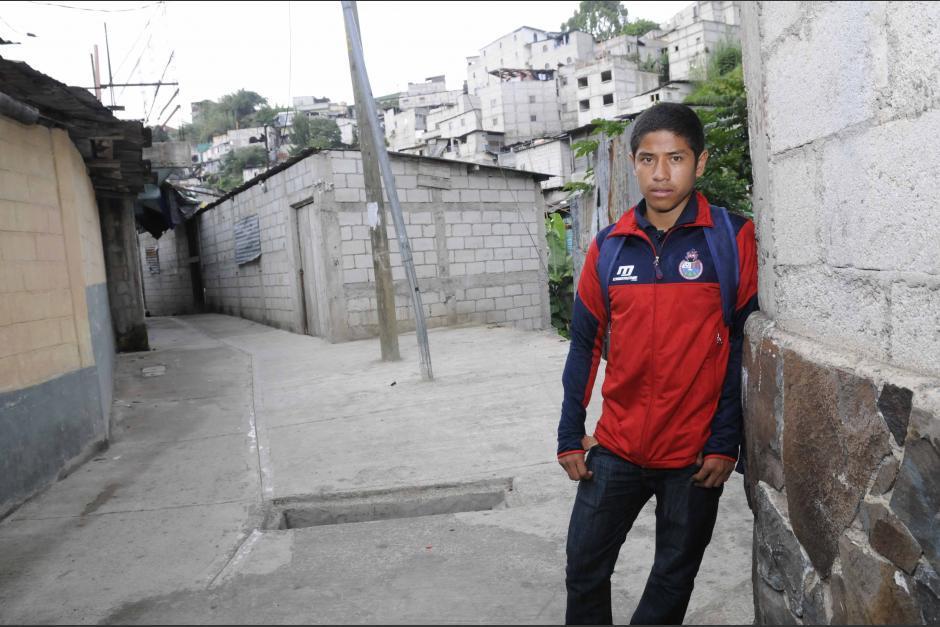 Pedro Altán divide su tiempo entre la colonia Lourdes y Santa Fe. (Foto: Nuestro Diario)
