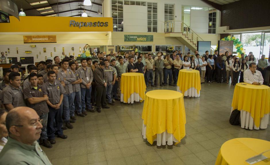 A 79 años de su fundación, Coguma celebra de la mano de sus colaboradores su aniversario. (Foto: Victor Xiloj/Soy502)