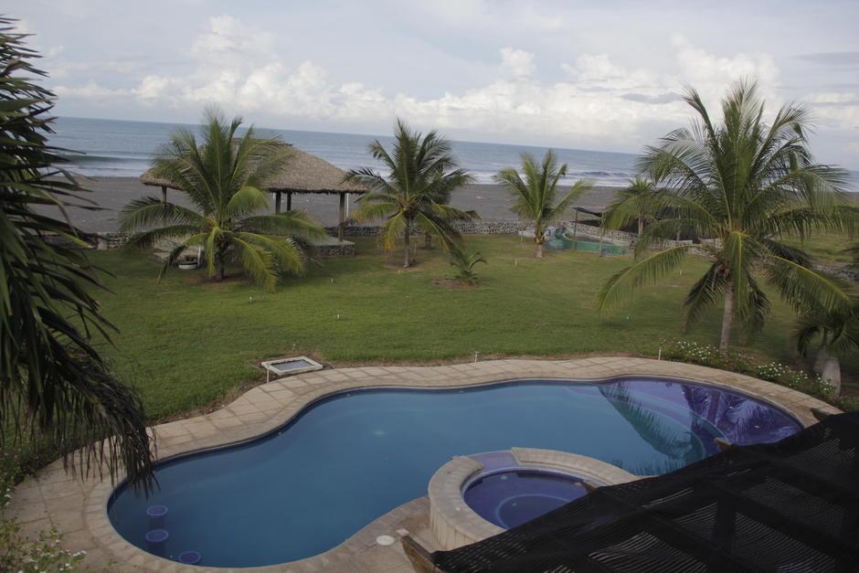 La zona privada cuenta con tres casas de descanso para los visitantes. (Foto: Fredy Hernández/Soy502)