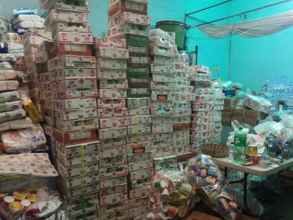 La ayuda se canalizará por las embajadas de ambos países. (Foto: Jorge Sente/NuestroDiario)