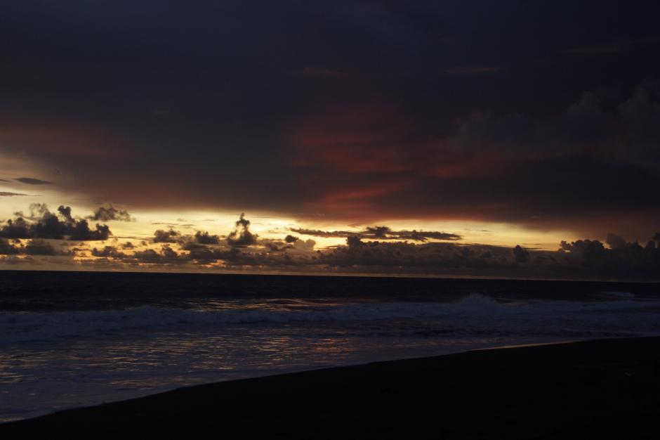 El Manchón Guamuchal es una zona que enamora a los visitantes, especialmente por sus playas. (Foto: Fredy Hernández/Soy502)