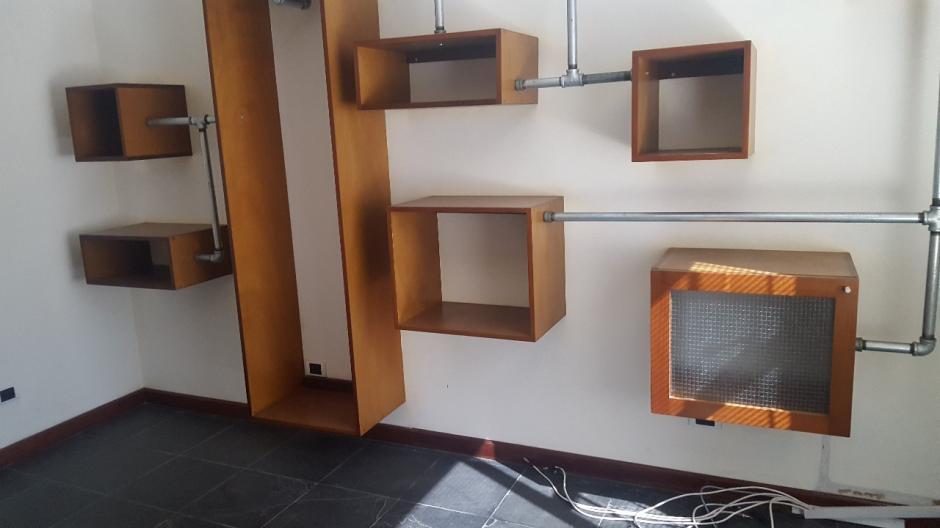 Así son los ambientes en las habitaciones. (Foto: MP)