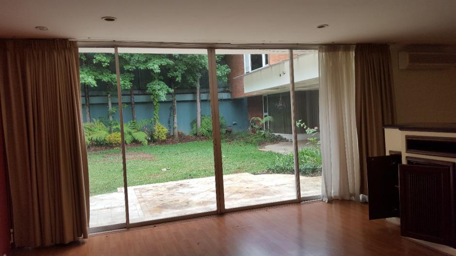 La casa tiene varios ambientes. (Foto: MP)