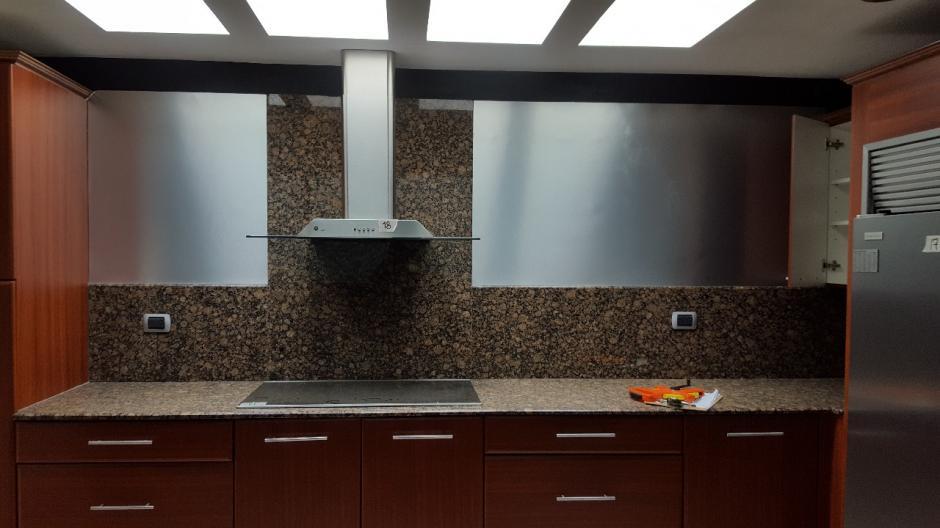 Este es un área de la cocina. (Foto: MP)