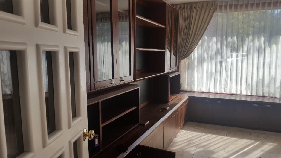 Esta es una de las salas. (Foto: MP)