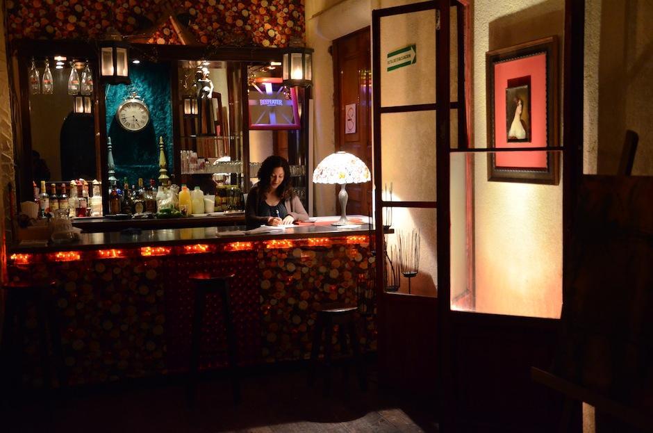 Actualmente el Gran Hotel cuenta con rincones mágicos. (Foto: Selene Mejía/Soy502)