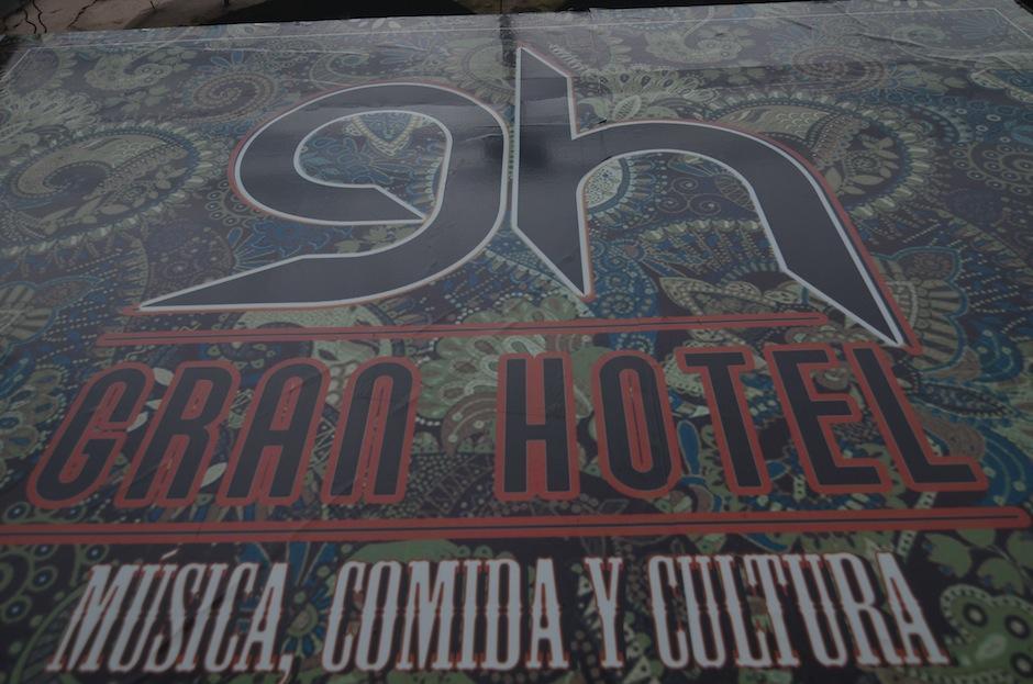 El Gran Hotel es un centro cultural ubicado en el Centro Histórico. (Foto: Selene Mejía/Soy502)