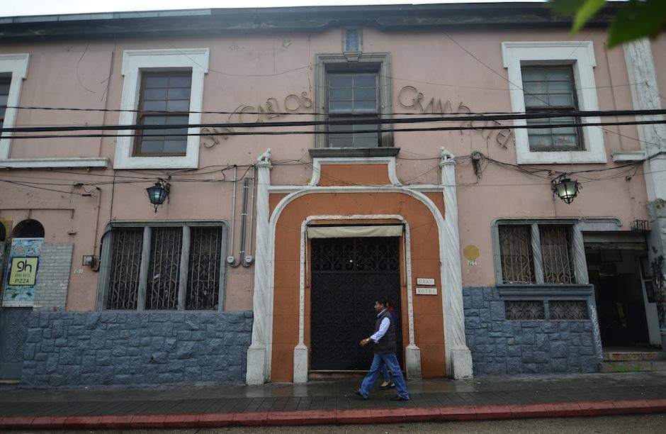 Esta es la historia del Gran Hotel en imágenes. (Foto: Selene Mejía/Soy502)