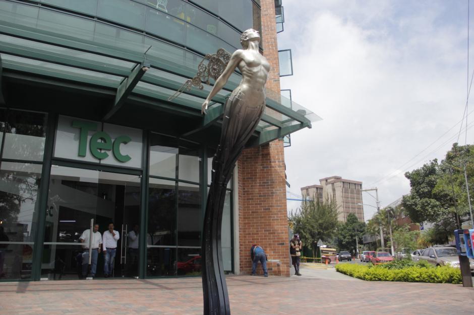 El complejo se encuentra en el corazón de Cuatro Grados Norte. (Foto: Fredy Hernández/Soy502)