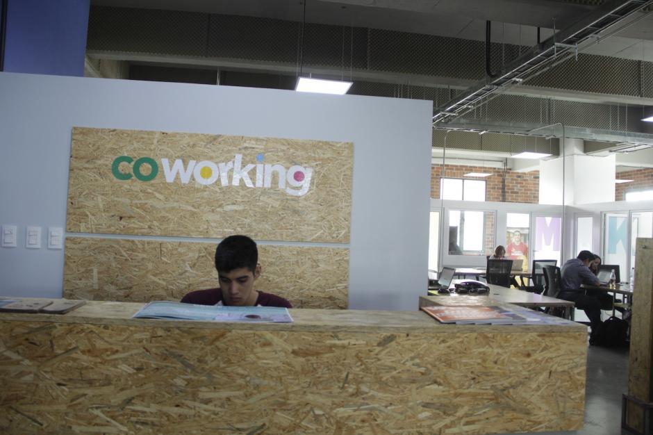 El nuevo Coworking (Foto: Fredy Hernández/Soy502)