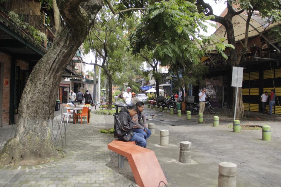 La zona ha recuperado su vitalidad comercial y laboral. (Foto: Fredy Hernández/Soy502)