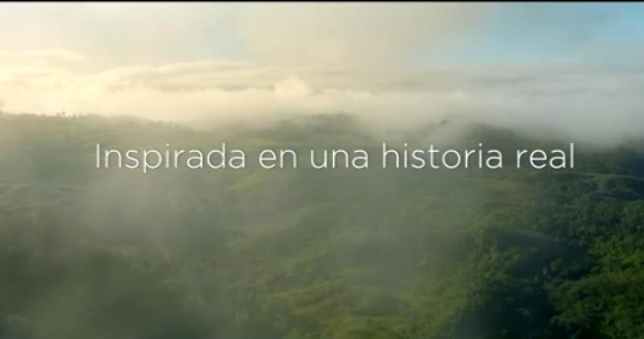 """""""Hombre de fe"""", la película basada en la vida de Keylor Navas. (Foto: captura de video)"""