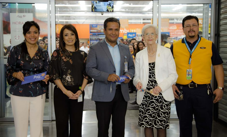 La tienda está ubicada estratégicamente en el Centro Comercial Plaza Liberación, de la zona 9. (Foto: Victor Xiloj/Soy502)