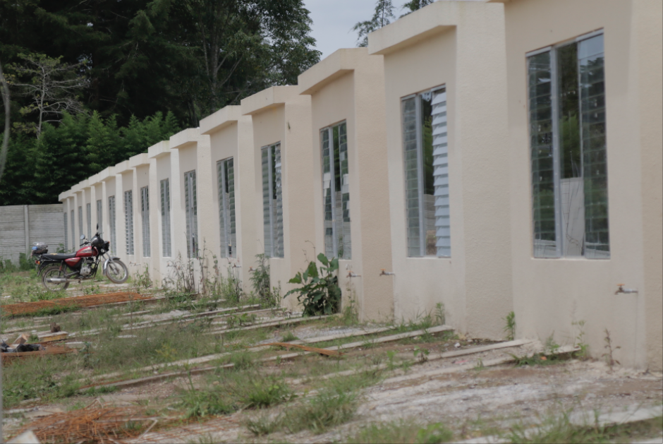 Se prevé que el Gobierno entregue 181 viviendas a las personas afectadas por el deslizamiento en El Cambray II. (Foto: Alejandro Balán/Soy502)