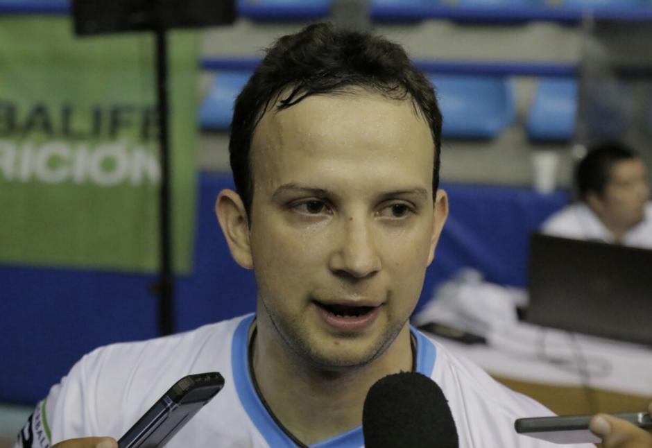 Kevin Cordón suma 1,500 puntos en el ranking mundial. (Foto: Alejandro Balán/Soy502)