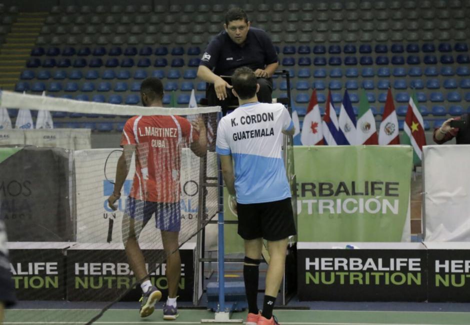 Kevin Cordón no tuvo problemas para vencer en la final. (Foto: Alejandro Balán/Soy502)