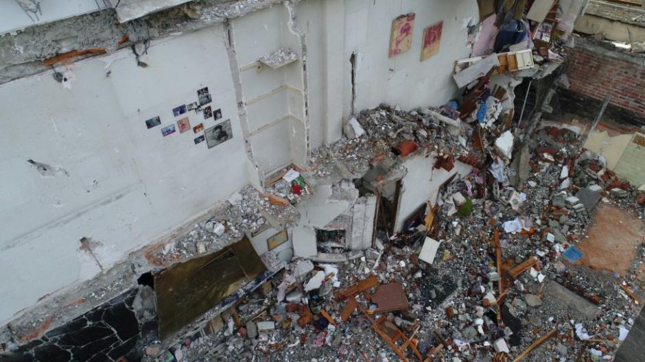 Miles de afectados continúan albergados. (Foto: Santiago Arau)