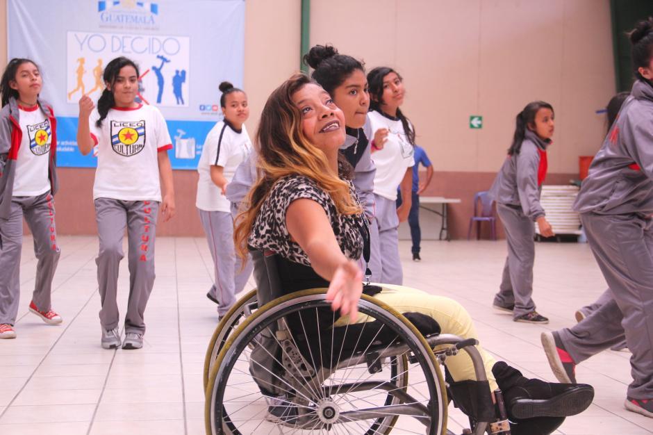 La experiencia le ha servido para vencer los obstáculos que se le presentan. (Foto: Fredy Hernández/Soy502)