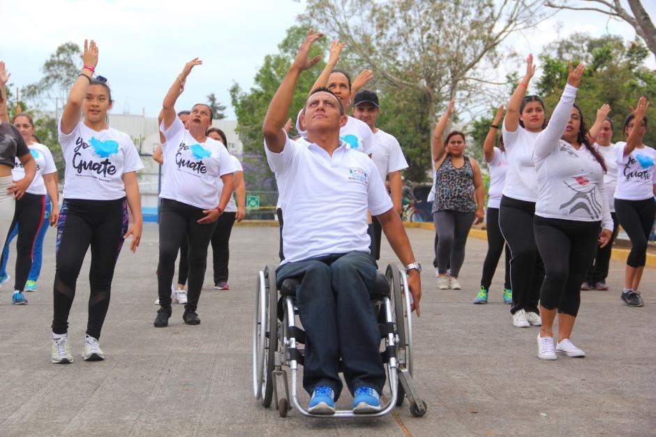 Tras la tragedia, Víctor perdió a su pareja, pero supo reponerse del golpe sentimental. (Foto: Fredy Hernández/Soy502)