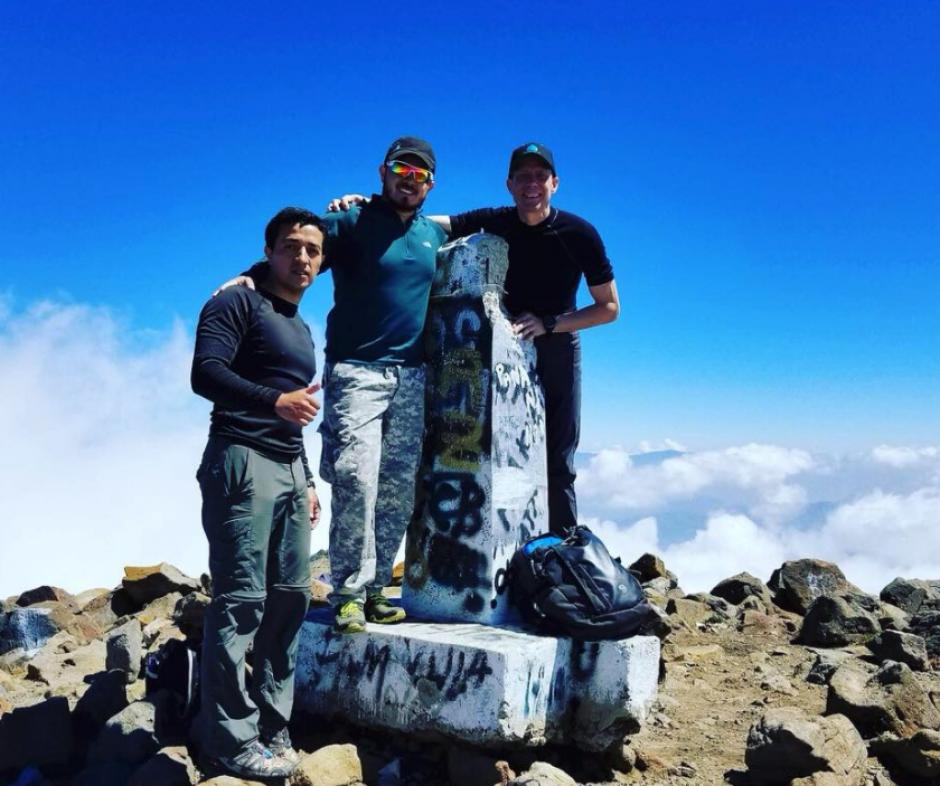Durante una semana, el escalador alcanzó siete cumbres. (Foto: Instagram)
