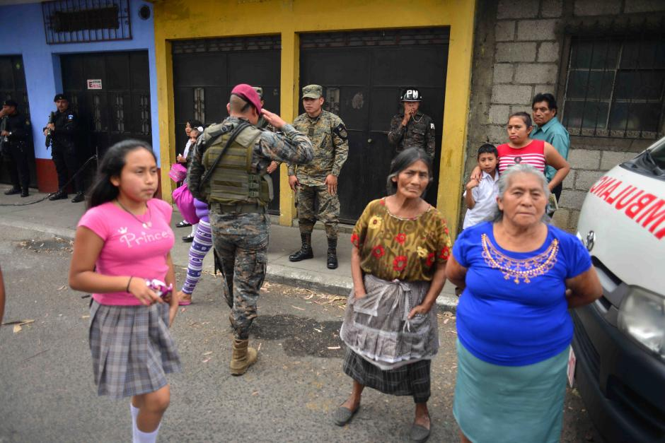 Al menos 4,400 militares se reubicarán en las fronteras. (Foto: Jesús Alfonso/Soy502)