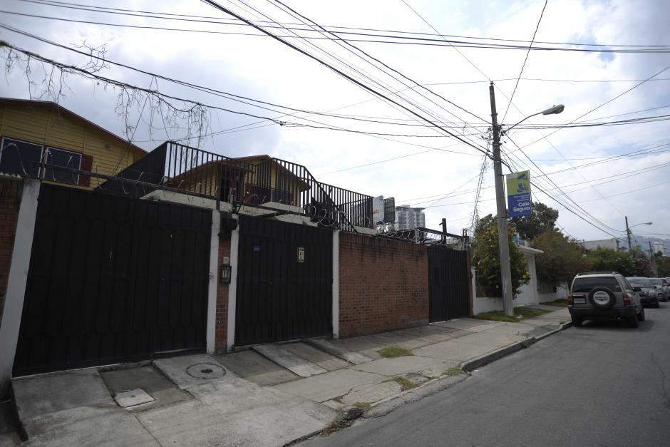Los vecinos organizados solicitan la salida de los menores de la zona.  (Foto: Wilder López/Soy502)