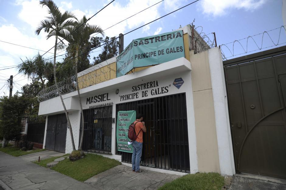 La colonia es un área semicomercial.  (Foto: Wilder López/Soy502)