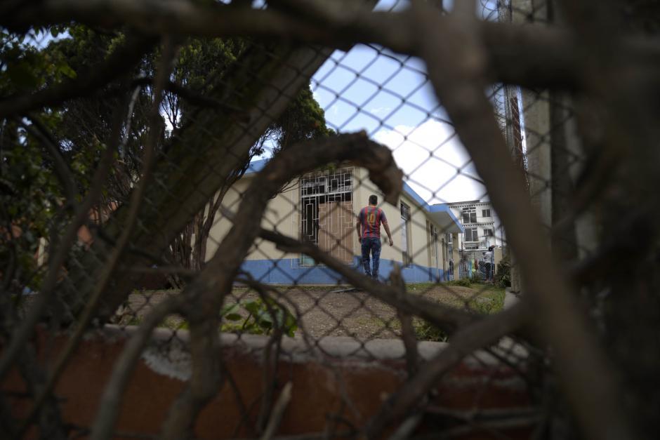 En total el anexo acoge a 50 menores.  (Foto: Wilder López/Soy502)