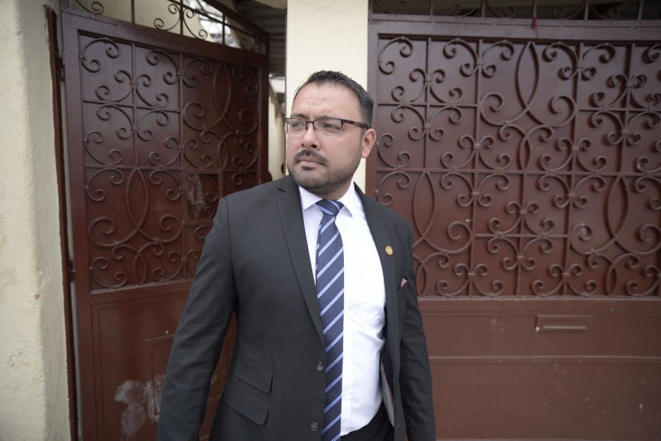 José Ariel Polanco, subsecretario indicó que se está trabajando para encontrar nuevas ubicaciones.  (Foto: Wilder López/Soy502)