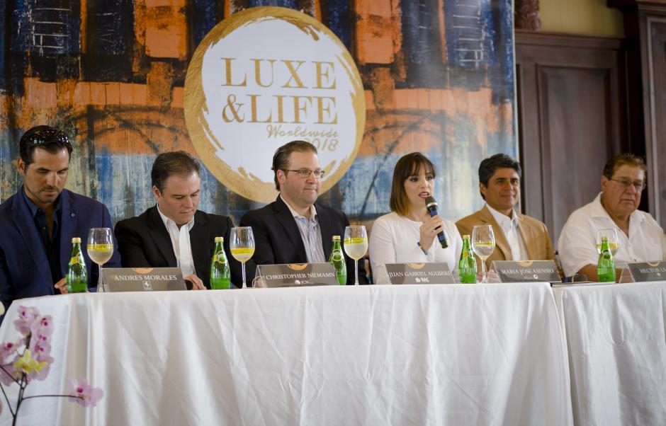 Manzana Marketing presenta por segundo año consecutivo Luxe&Life, esta vez apoyando a Hope of Life. (Foto: George Rojas/Soy502)