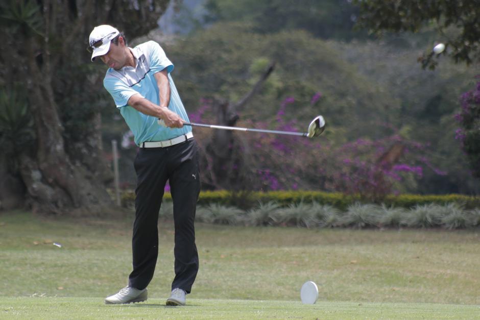 Más de 50 golfistas se dieron cita al torneo.  (Foto: Alejandro Balán/Soy502)