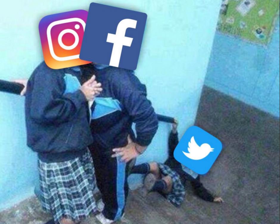 En otras redes sociales anunciaron la falla de Twitter. (Foto: captura de pantalla)