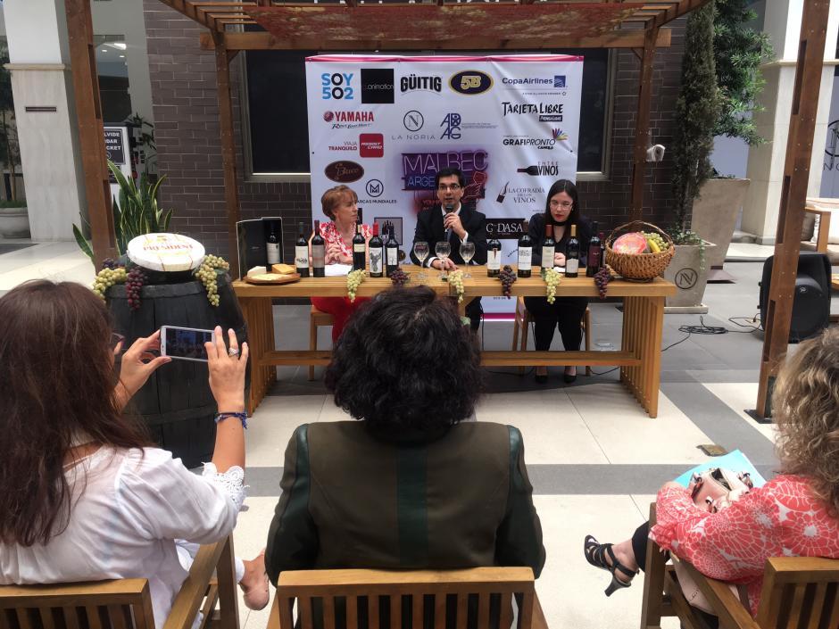 Una parte de los fondos recaudados en el evento serán destinados a la labor social de las Damas Argentino-Guatemaltecas. (Foto: Magui Medina/Soy502)