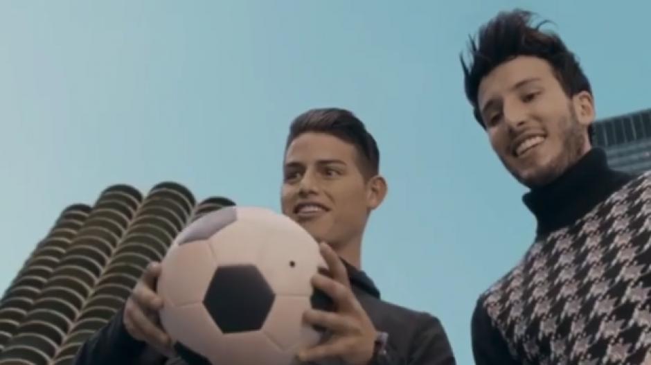 La selección Colombia en el nuevo video de Yatra y Gianluca Vacchi