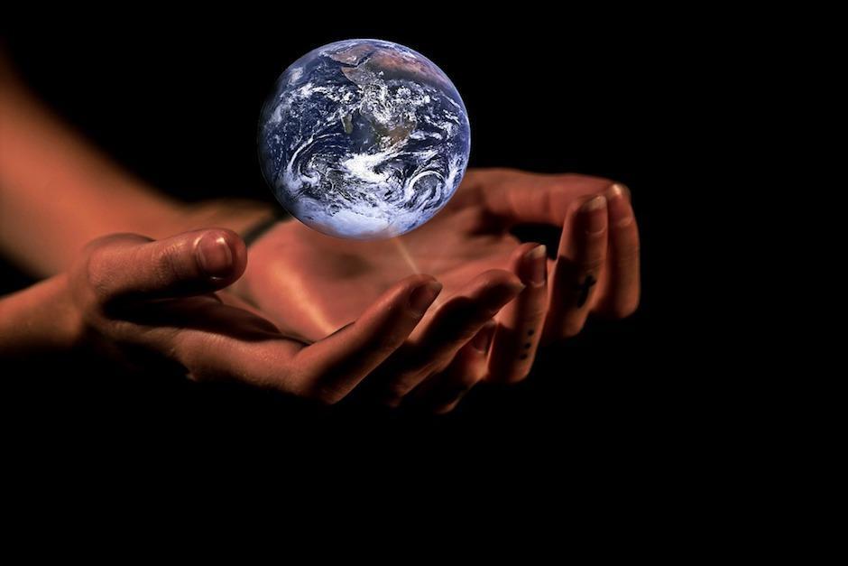 El cuidado del planeta está en tus manos y puedes hacer la diferencia con pequeños cambios. (Imagen: Pixabay)