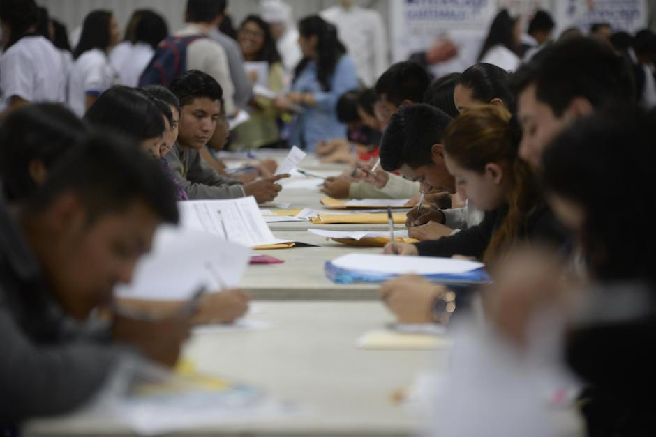 Al menos 10 mil empleos estarán disponibles en la actividad. (Foto: archivo/Soy502)