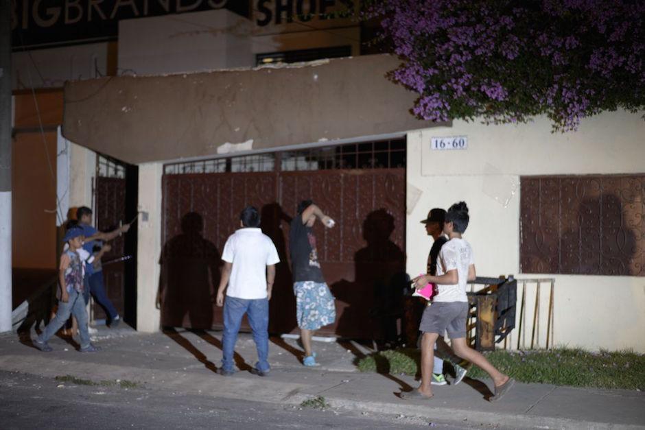 Fueron diez los internos que iniciaron el amotinamiento. (Foto: Wilder López)