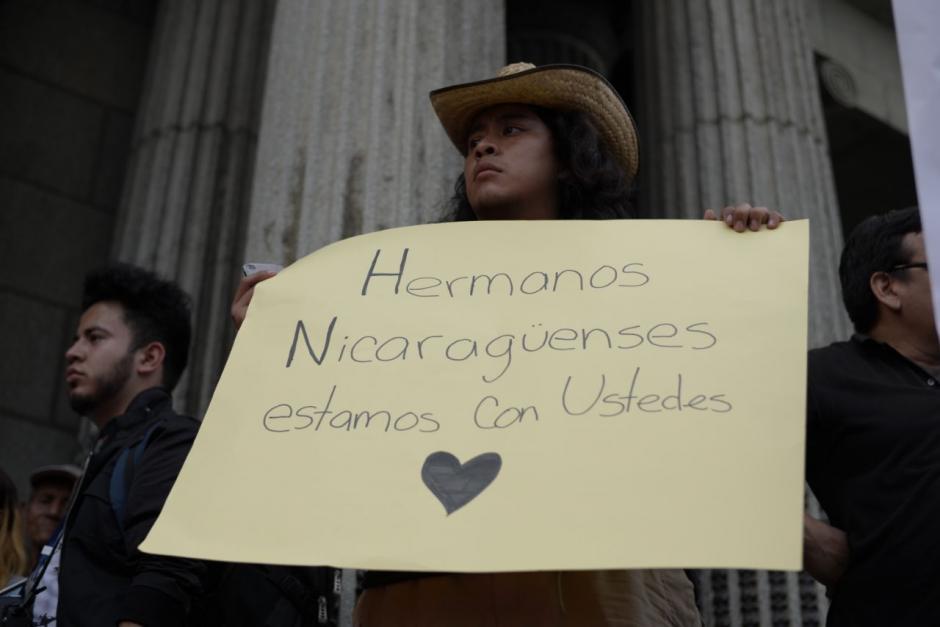 La crisis también alcanzó a Nicaragua que mantiene protestas. (Foto: Wilder López/Soy502)