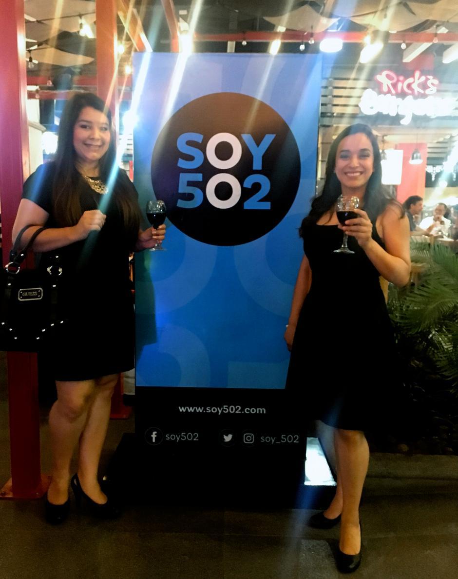 Soy502 fue patrocinador del encuentro. (Foto: Magui Medina/Soy502)