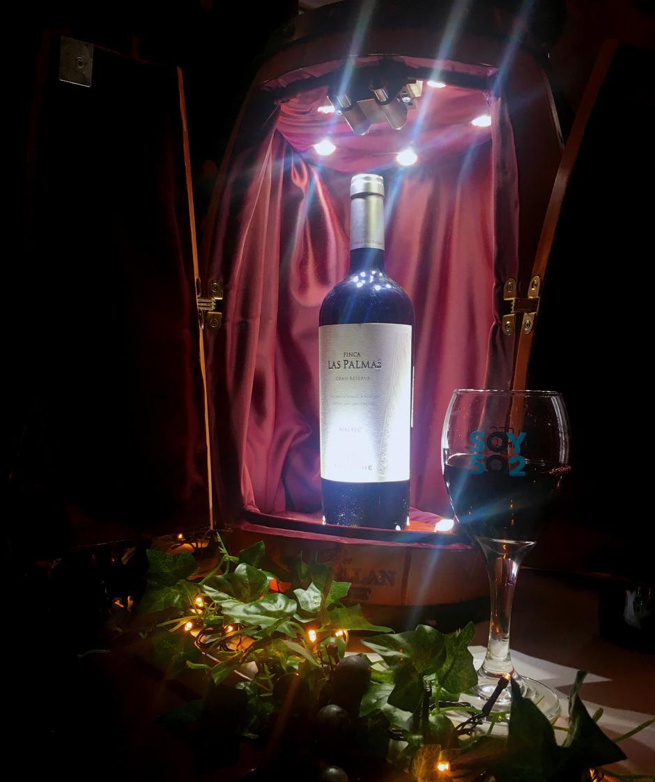 Las mejores marcas del vino argentino estuvieron en un único espacio. (Foto: Magui Medina/Soy502)