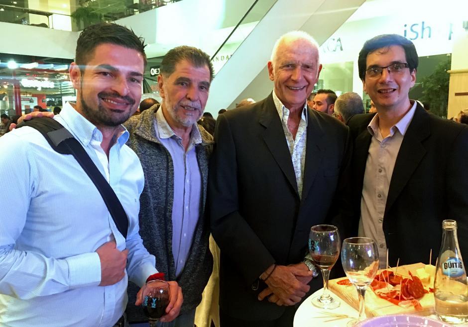 La comunidad argentina festejó al Malbec. (Foto: Magui Medina/Soy502)