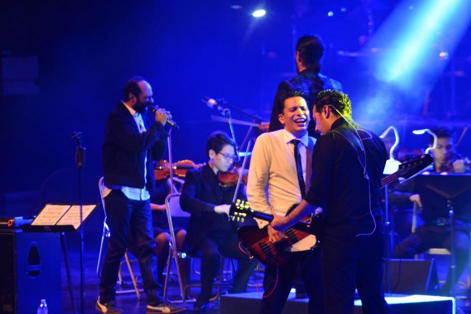 Cada acorde y letra de las canciones fue acompañado por las voces del público. (Foto: Jesús Alfonso/Soy502)