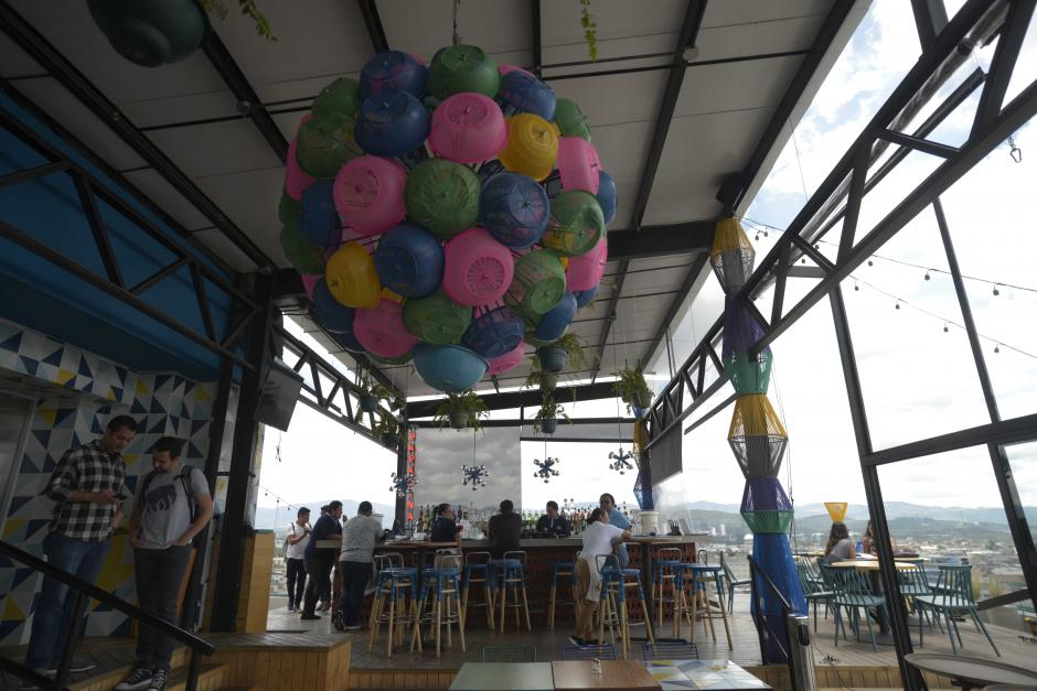 """Aquí se encuentra el restaurante """"Los tres tiempos"""". (Foto: Wilder López/Soy502)"""