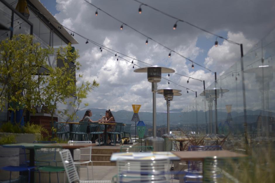 El lugar se encuentra en el 'Pent House' del edificio Centro Vivo. (Foto: Wilder López/Soy502)